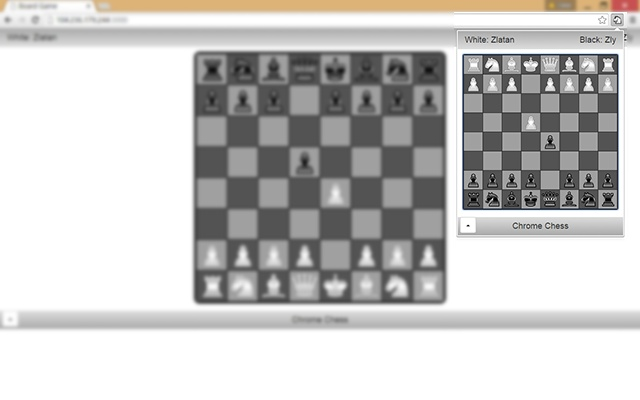 Chrome Chess Chrome Web Store