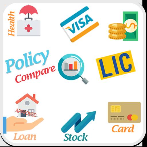 Apply Credit Cards, Loans, EMI & LIC Calculator