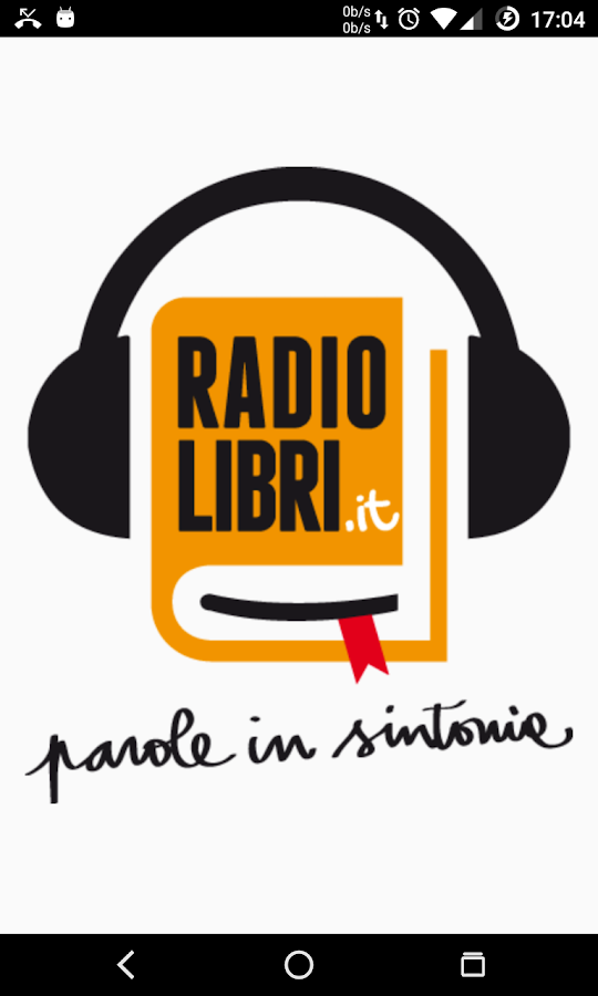 RadioLibri- screenshot