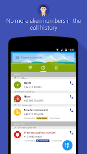 Clever Dialer – caller ID – block calls App Download For Android 6