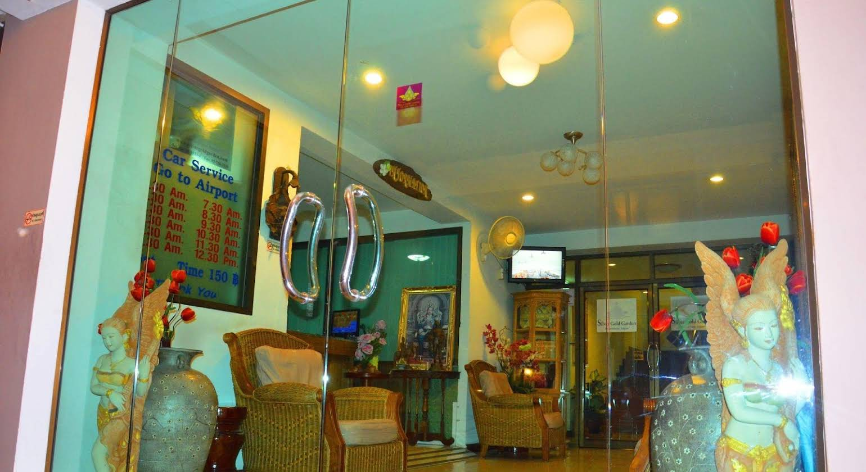 Silver Gold Garden, Suvarnabhumi Airport