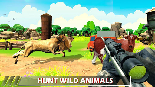 Animals Shooter 3D: Save the Farm 1.0 screenshots 2