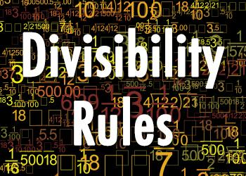 Image result for divisibility