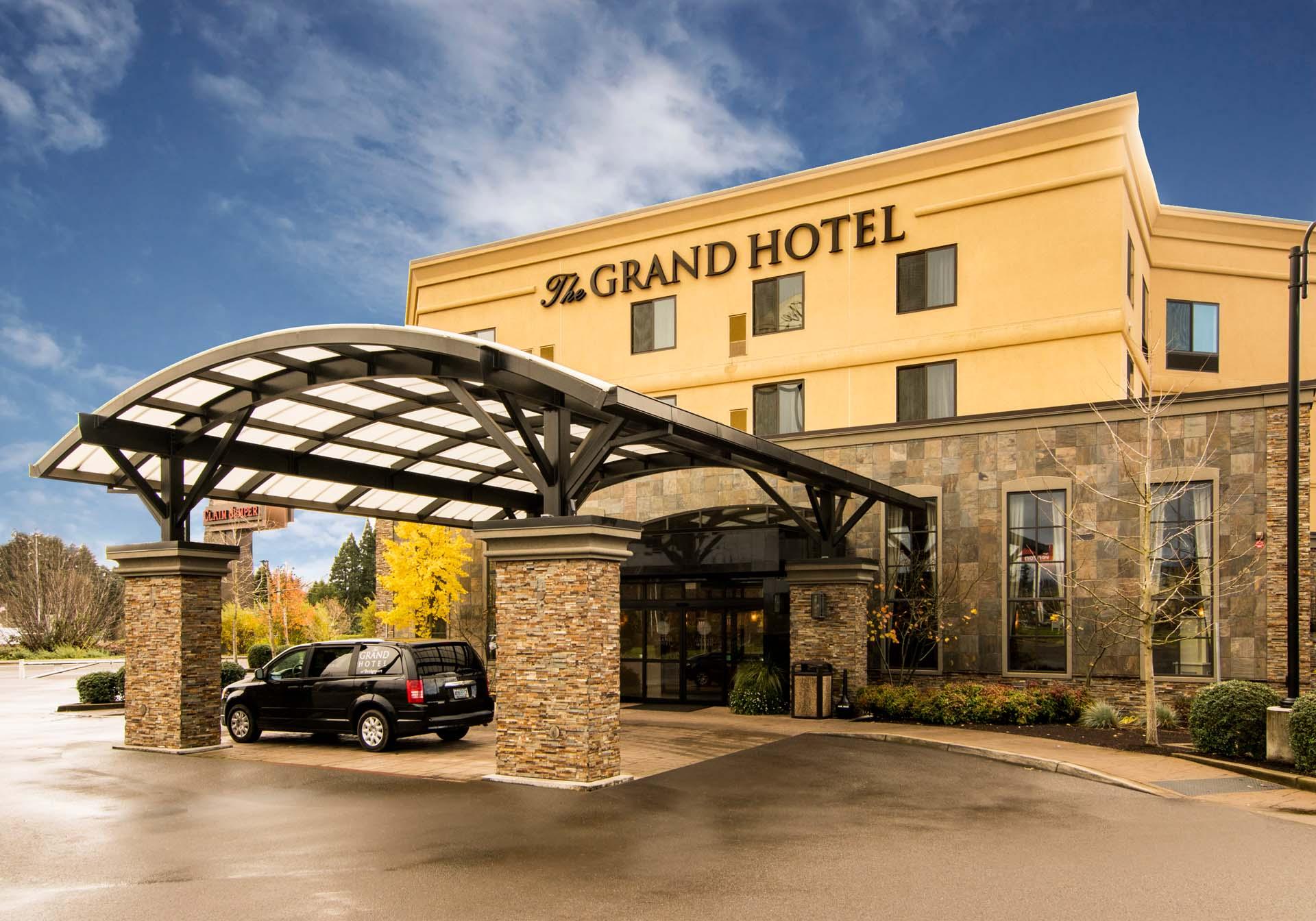 The Grand Hotel At Bridgeport Tigard Oregon Hotel Sw Portland Hotel