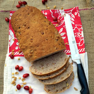 Cranberry Walnut Yeast Bread.