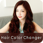 Hair Color Changer : Wig Hair 1.2 Apk