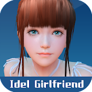 Idle Girlfriend [Menu Mod] For Android