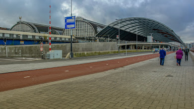 Photo: Centraalstation, Amsterdam