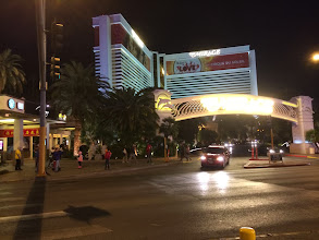 Photo: Love at the Mirage, not bad.