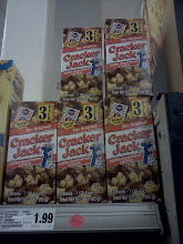 Photo: Ok this was the second time seeing Cracker Jack so I decided to go ahead and buy some.