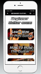 MY GUIDE TO LEARN HOW TO PLAY GUITAR APK screenshot thumbnail 2