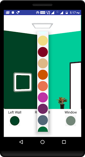 Wall Color Selection - BEST 2.1 screenshots 3