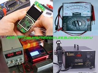 Mobile hardware repairing details