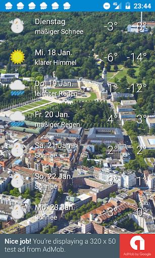 Wetter Karlsruhe Heute