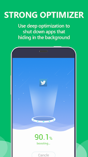 Boost Cleaner (App Lock) - náhled