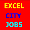 Excel City Jobs (guide) icon