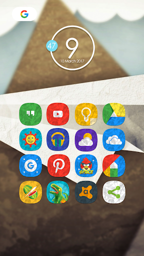 Приложения Sugox - Icon Pack (apk) бесплатно скачать для Android / ПК screenshot