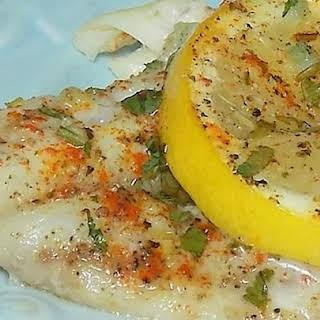 Seasoning Fish Fillets Recipes.