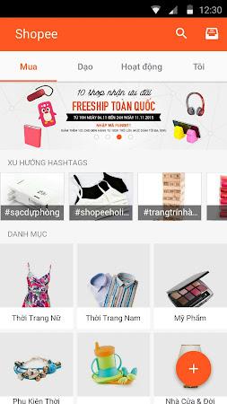 Shopee: Mua bán trên di động 2.2.34 screenshot 381517