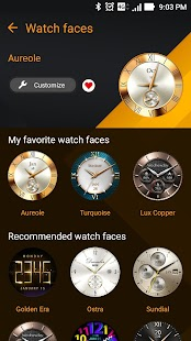ZenWatch Manager Screenshot 3