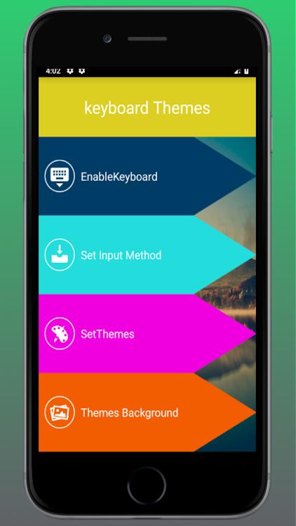 Keyboard Android Wallpaper Kaizen Android Sovellukset Appagg