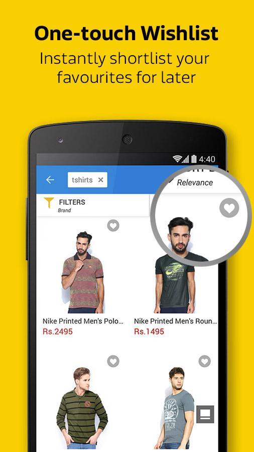 Flipkart- screenshot