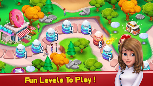 Kitchen Madness - Restaurant Chef Cooking Game modavailable screenshots 4