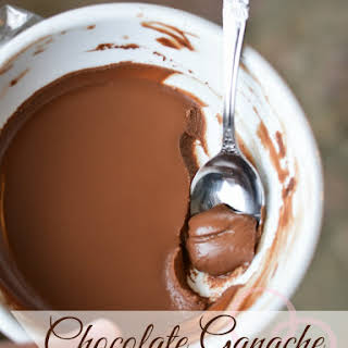 Chocolate Ganache Frosting Without Heavy Cream Recipes.