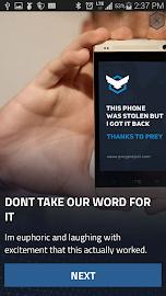 Prey Anti Theft Screenshot 5
