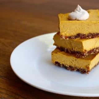 Sugar- & Gluten-Free Pumpkin Pie