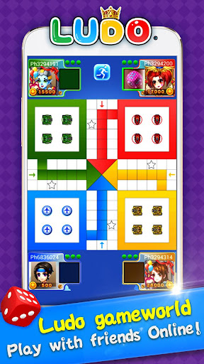 Ludo Game: Kingdom of the Dice, Pachisi Masters 1.3501 screenshots 3