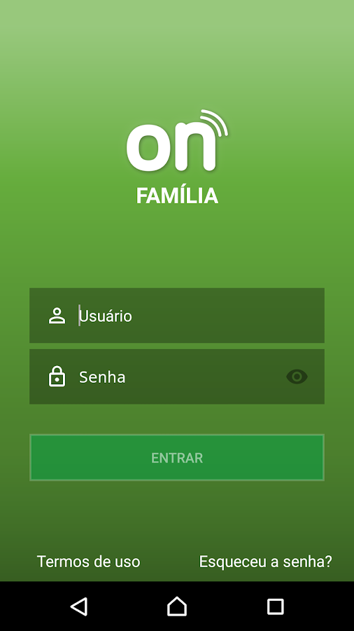 Positivo On Família- screenshot