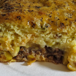 Mexican Cornbread Casserole-For You Sandy!
