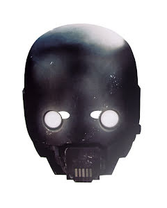 Pappmask, K-2SO