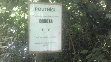 Photo: pri Sázave na Dakote