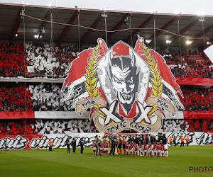 Les Ultras Infernos et le Hell Side seront séparés dans le Sclessin rénové