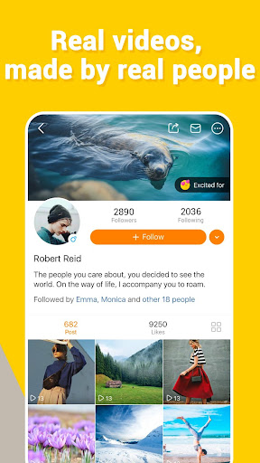 Kwai - Video Social Network 1.2.80.502305 screenshots 7