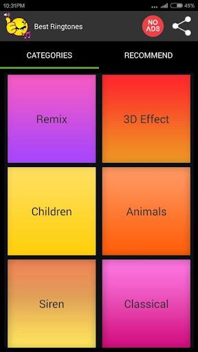 玩個人化App|最佳铃声 - 全球热门顶级铃声合辑免費|APP試玩
