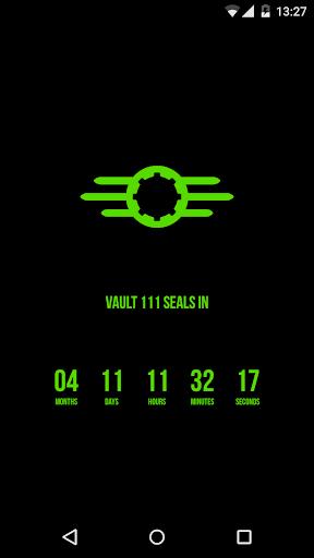 Countdown Wallpaper Fallout 4