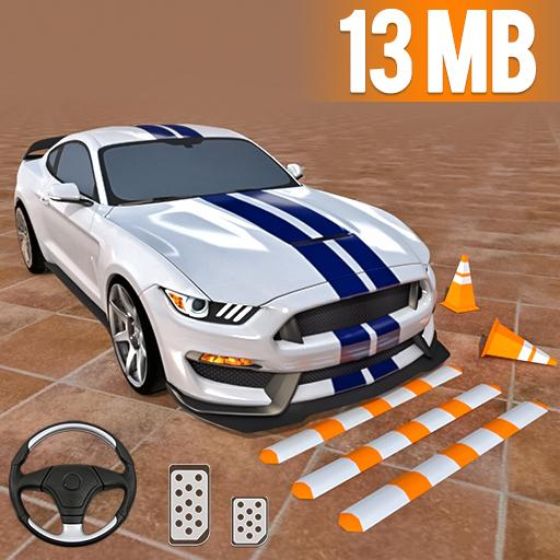 Tricky Car Parking 3D: LF Car Games icon