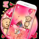 Teddy Bear Keyboard icon