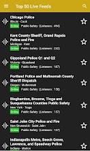 Police Scanner Pro screenshot thumbnail