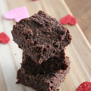 Flour Free Black Bean Brownies