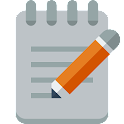 Notes Notepad icon
