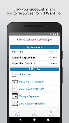 Download UPMC Consumer Advantage 6.4.300 1
