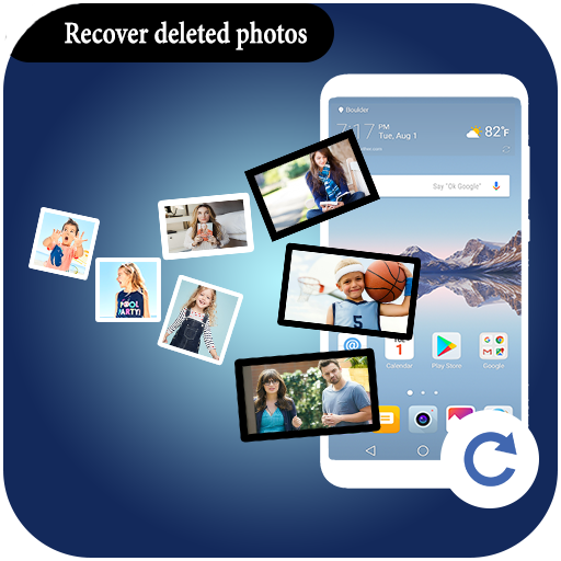 Baixar Recover deleted photos Restore deleted pictures para Android