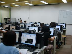 Photo: 20111031頭份(一)電腦軟體應用與實作MS Office Word與Excel004