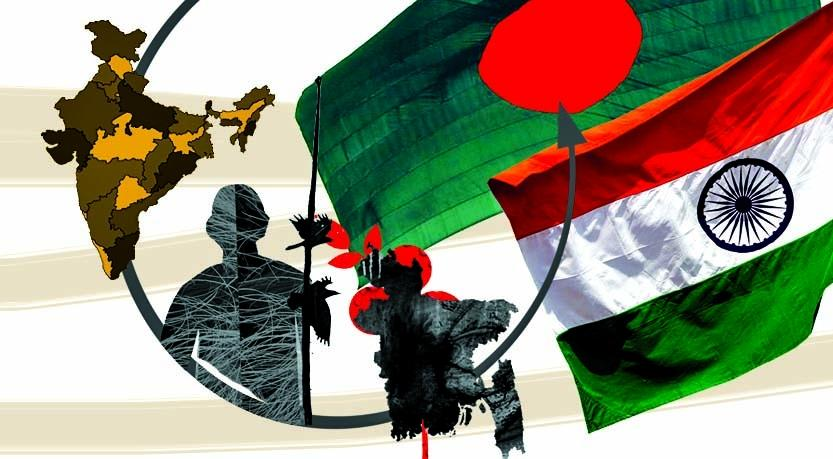 Image result for india bangladesh relations