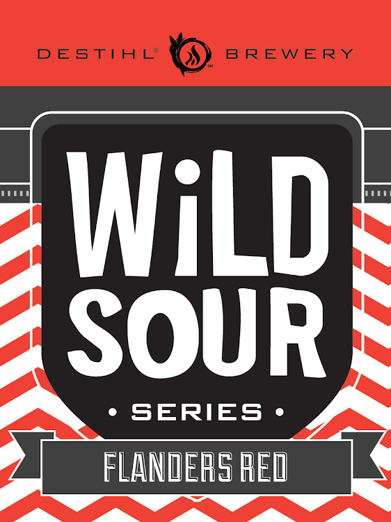 Logo of Destihl Brewery Wild Sour Series: Flanders Red