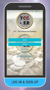 TCC - Bitcoin ChampCoin Wallet- screenshot thumbnail